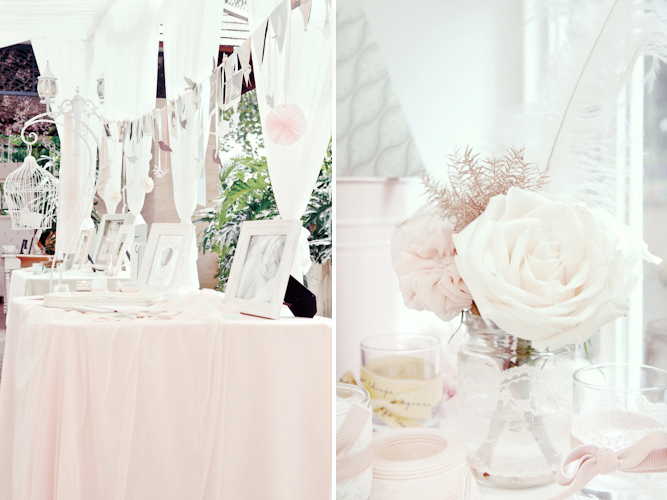 tea rose wedding designer